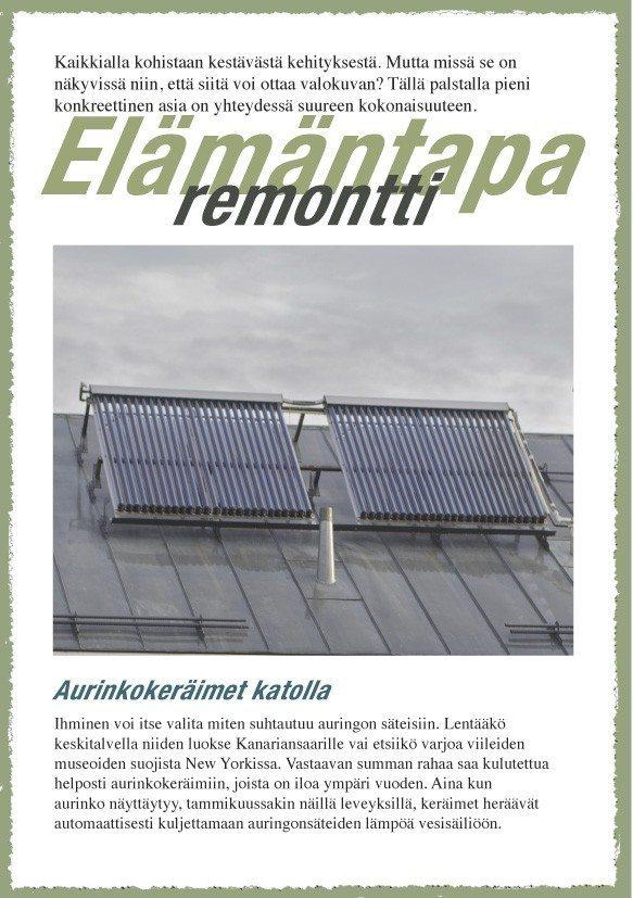 aurinkokeräimet